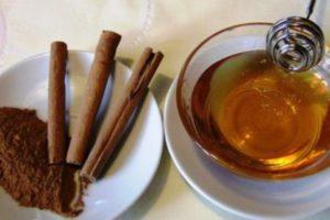 Hechizo de amor con miel y canela