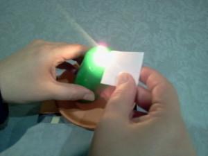Se quema el papel