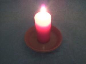 Se enciende la vela