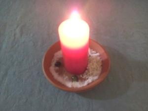 Se rodea la vela