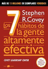 stephen covey, los 7 habitos de la gente altamente efectiva