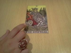 emperatriz tarot