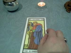 haz tus propios rituales con el tarot