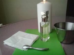 Hechizo de magia blanca con perfume para recuperar la pareja