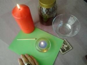 Hechizos de magia blanca con miel para recuperar a tu pareja