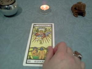 significado juicio tarot