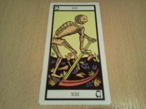 la muerte arcano de tarot