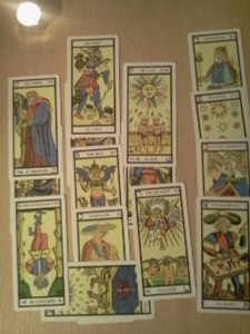 lectura de tarot completa