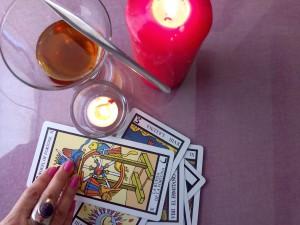 Tarot online: enamorada de un hombre