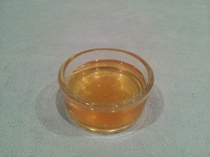 Hechizo con miel