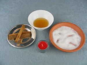 Endulzamiento con miel, azúcar y canela