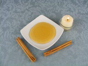 Hechizo con miel y canela
