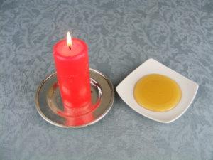 Rituales con miel